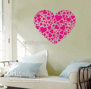 Wholesale Wall Sticker Home Decor Murl Wallpaper Home