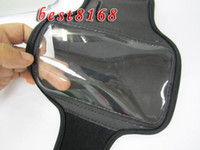 Wholesale Sport Arm Band For Samsung I9000 Galaxy S2 S II I9100 armband leather Jacket case cases