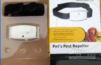 Wholesale Drop Shipping Ultrasonic Flea pest repeller For dog cat pet pets pet s pest repelle cvj