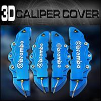 Wholesale Blue D Caliper Cover Mazda Miata MX6 RX7 RX8 Ford Focus