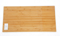 Cheap BAMBOO flooring Carbonized Flat Pressed Crossed board