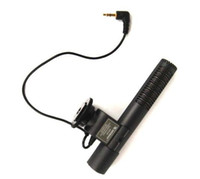 Wholesale Stereo Microphone For Camcorder DV Vidieo Cameras D D D SG Professional High Sensitivity