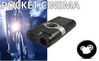 Wholesale New Portable Multimedia Mobile Pocket Cinema Projector