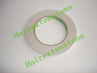 Wholesale 1cm x m Double Sides Adhesive Tape for Skin Weft Hair Extensions Hair Extensin Tools