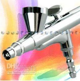 Wholesale mm Nozzle Spray Gun Airbrush Make Up Nail Art Paint