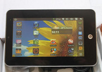 7 inch 8650 - 7 inch Via Epad Tablet pc Two point touch Flash wifi Android Market