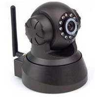 Wholesale NEW Wireless IP WiFi Internet Audio Camera Night Vision
