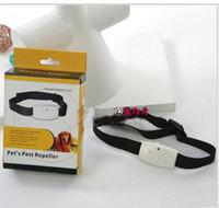 Wholesale 10pcs Ultrasonic Flea pest repeller For dog cat pet pets pet s pest repelle