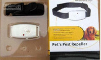 Wholesale 35pcs Ultrasonic Flea pest repeller For dog cat pet pets pet s pest repelle