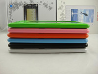 Wholesale 10pcs quot colorful ebook reader Rockchip TFT screen G with e book vedio music mic