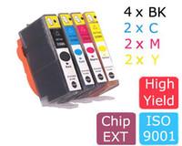Wholesale 10pK ink cartridge for HP920BKXL HP920 HP920 XL for HP officejet pro