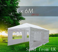 Wholesale 3m x m Pure White Marquee Party tent gazebo On Sale in US