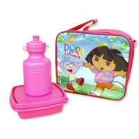 Wholesale kid lunch box cartoon lunch box cartoon lunch box set mix order