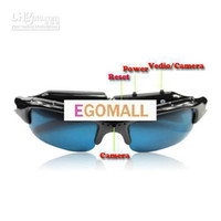 Wholesale Mini DV Sunglasses Video DVR Camera Recorder x480 egomall
