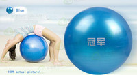 Wholesale 76cm Yoga Ball Good Quality PVC Yoga Balls EXplotion Proof Environment Friendly