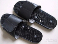battery electrodes - LED digital therapy machine massager slippers electrode pad A battery slimming massagerslip