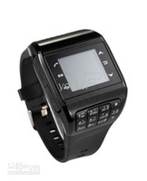 Wholesale Q5 Watch Phone Wrist Phone Bluetooth FM Touch Screen pc Free EMS