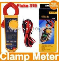 Cheap FLUKE 319 ~~Clamp Meter with backlight and 3-3 4 digits with maximum reading f 3999
