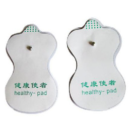 100 pcs x Electrode Pads healthy pad for Backlight Tens Acupuncture Digital Therapy Machine Massager