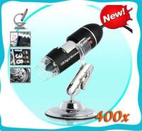 Mini USB Digital Microscope 400x agrandissement 1.3 Mega Pixel Caméra vidéo