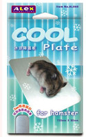 Wholesale Lovely and Functional Cool Plate for Hamster Creative Hamster Cooler