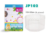Wholesale Hamster Paradise jolly Pot Product Happy Hamster s Gragen Fence Pet Playground Supplies