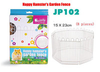 Wholesale Hamster Paradise jolly Pot Product Happy Hamster s Gragen Fence Pet Play House Pet Supply