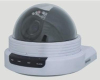 "Indoor CCD  Dome Camera IR 16 LED Security Camera HD Night Vision Webcam 1 3"" sony Scan CCD B9201RS e_shop2008"