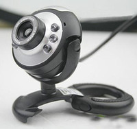 no digital camera web camera - 30 Mega USB LED Webcam Web Cam Camera with Mic for PC Laptop Computer black With Retail Package