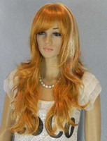 Wholesale Fashion New Arrivals Synthetic wigs curl Wig Beautiful wig