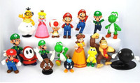 Wholesale Super Mario Figures dolls toys Super Mario Figure Game toys set