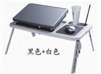 Wholesale E table LD09 folding abs laptop Multifunction Foldable E table LD09 for laptop