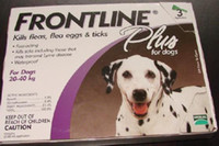 frontline plus for dogs - 5 packs FRONTLINE PLUS frontline plus for Dogs kg pack