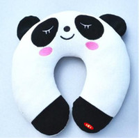 Wholesale Embroidery neck support pillow n toys kids neck Guard rug infant pillows n bab
