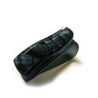 Dolls   S Shape automotive eye glasses clip paper clip car glasses holder Car Accessories