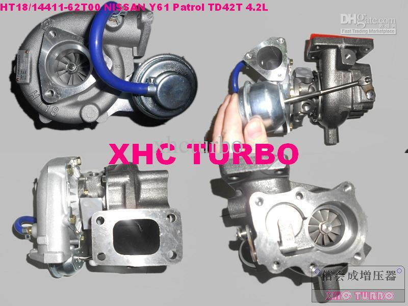 New Ht18 14411 62t00 Turbocharger For Nissan Safari Patrol