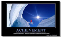 Wholesale Motivational Inspirational Success Art Poster Silk canvas Poster wall poster x13 quot quot ACHIEVEMENT quot
