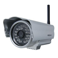 Wholesale Foscam WiFi Wireless Waterproof IR Outdoor IP Camera