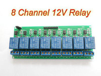 Wholesale 8 Channel V Relay Module for Arduino PIC ARM DSP AVR lpcs