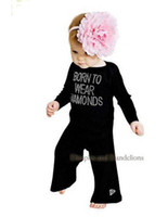 Wholesale NEW Doomagic baby s long sleeve modelling romper baby sets black cotton GOOD BABY