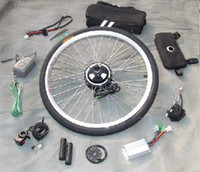 Wholesale V W Electric Bicycle E bike Conversion Kits Mini Motor