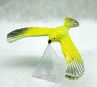 Wholesale Self assembling Balance Bird plastic toys balance bird balance eagle children kids
