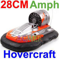 Wholesale RC Boat RC Hovercraft Amph Watercrafts cm RC Racing Boat Remote Control Boat Model RC Toys