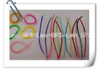 Wholesale NEW fashion natural Feather Hair Extension feathers extensions mixed colors free beads mutilcolors optional