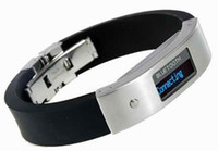 Hotselling Bluetooth Bracelet with Vibration and LCD Display...