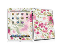 Wholesale 100pcs Plants Flowers Fruits Meeting Protective Skin Decal Stickers for ipad