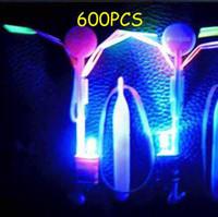 amazing change - 600PCS Newest Toy LED Amazing Flying Umbrella Flashing Color Changing LED Helicopter Flying Umbrella