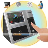 Wholesale Intelligent Face amp Fingerprint amp Password Multi Biometric Identification Time Attendance Terminal