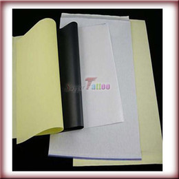 Wholesale Tattoo Thermal Paper SPIRIT Master Transfer Copier carbon A4 Sheets