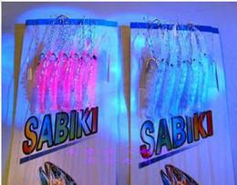 Креветки для рыб Онлайн-Рыболовные приманки Приманки для наживки Sabiki Shrimp высокого качества